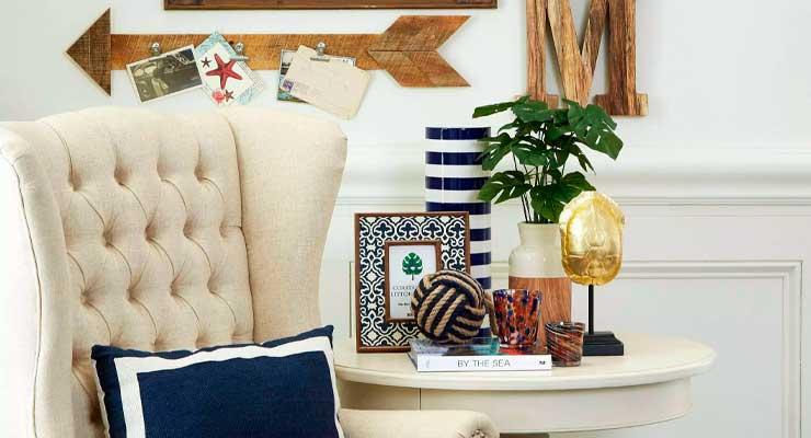 Objetos de decoração baratos para sala, cozinha, quarto e toda a casa