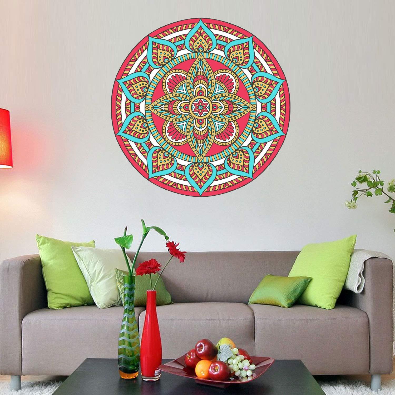 Adesivo Decorativo Stixx - Mandala FOLK (60x60cm)