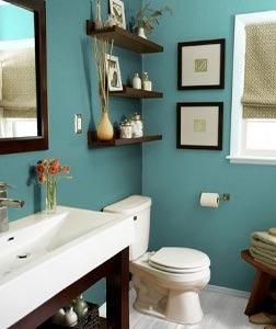 Blog de decoração do banheiro