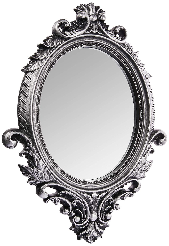 Espelho Moas Preto
