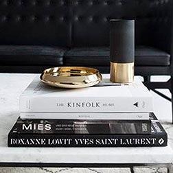 Livro de decoração para mesa
