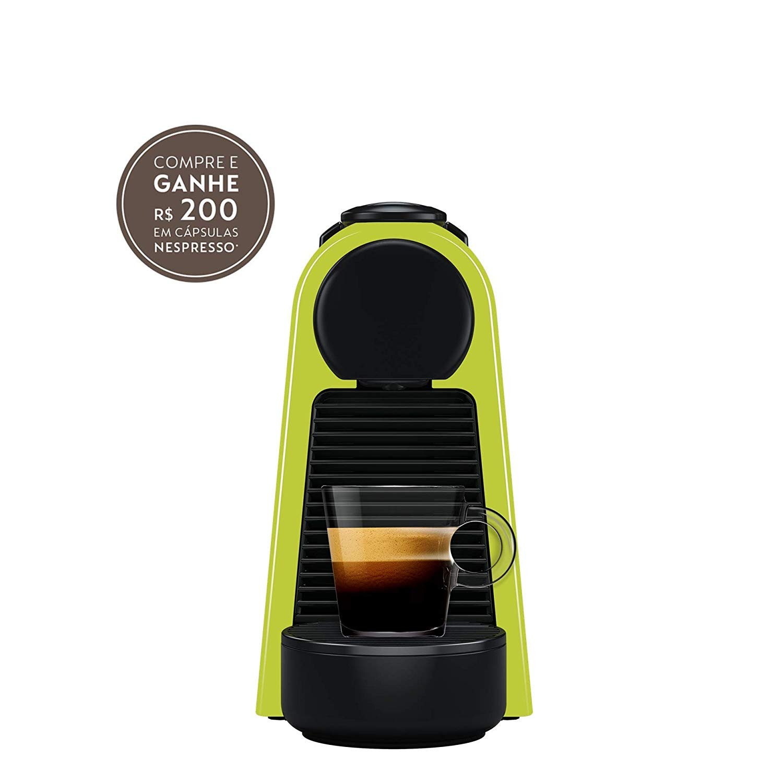 Nespresso essenza mini lime 127v
