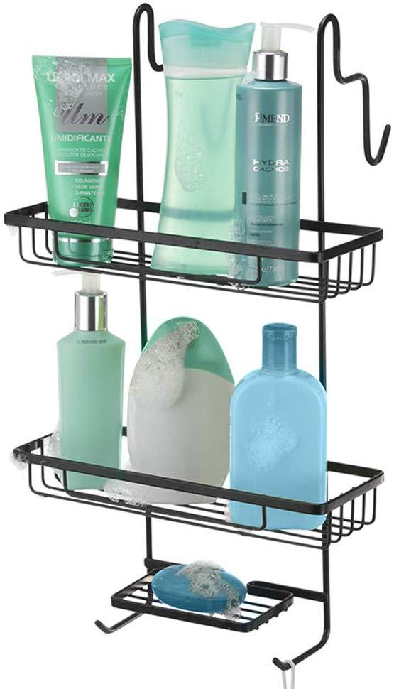 Prat/Porta Shampoo P/Box Black Arthi Preto