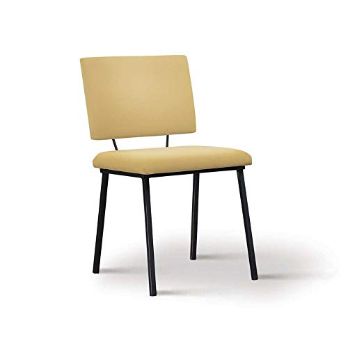 Cadeira de Jantar Antonella Amarela