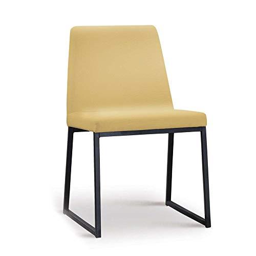 Cadeira de Jantar Yanka Amarela