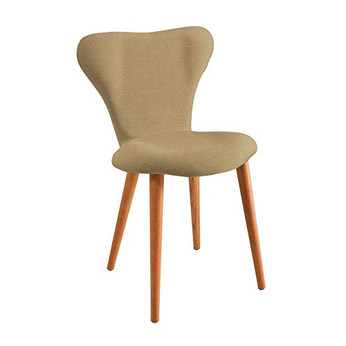 Cadeira Jacobsen Linho Bege
