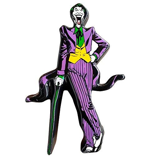 Cofre DC Comics Joker Character Roxo em Cerâmica - Urban - 25x17,5 cm
