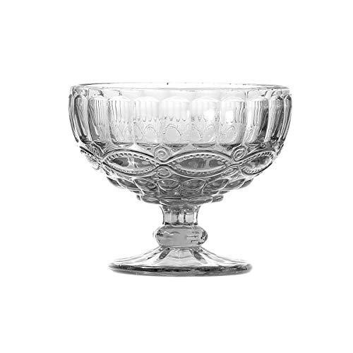 Conjunto 6 Taças de Vidro Libélula Lyor Transparente 310Ml