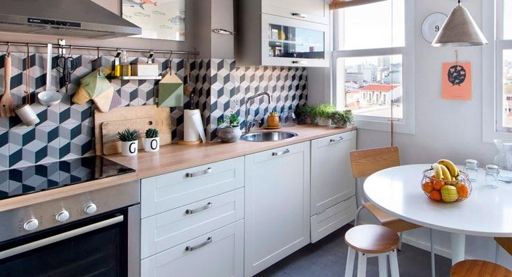 Espaço na Cozinha