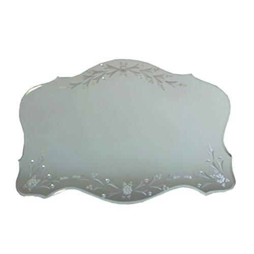 Espelho Veneziano Bisotado Decorativo Sala Quarto ALS 30
