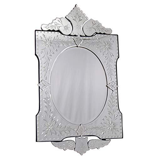 Espelho Veneziano Bisotado Decorativo Sala Quarto ALS 32