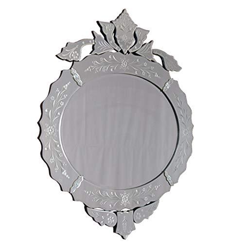 Espelho Veneziano Bisotado Decorativo Sala Quarto ALS 34