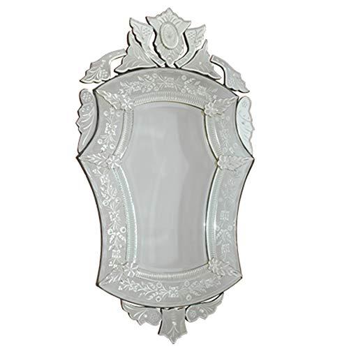 Espelho Veneziano Bisotado Decorativo Sala Quarto ALS 36