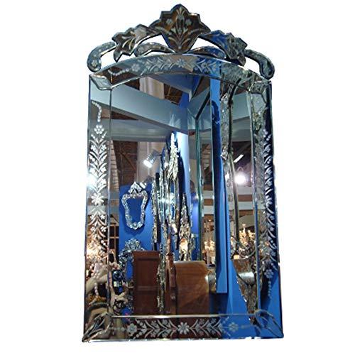 Espelho Veneziano Bisotado Decorativo Sala Quarto ALS 37