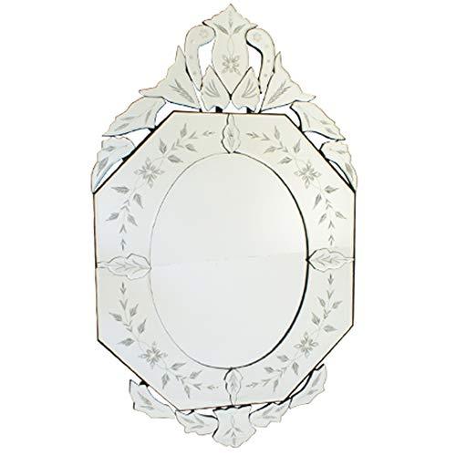 Espelho Veneziano Bisotado Decorativo Sala Quarto ALS 39
