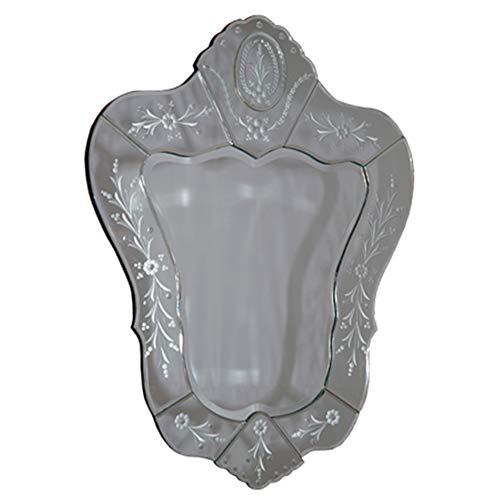 Espelho Veneziano Bisotado Decorativo Sala Quarto ALS 44