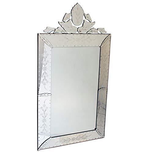 Espelho Veneziano Bisotado Decorativo Sala Quarto ALS 50