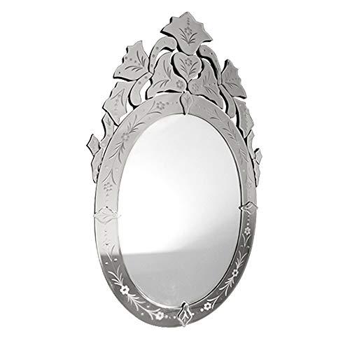 Espelho Veneziano Bisotado Decorativo Sala Quarto ALS 60