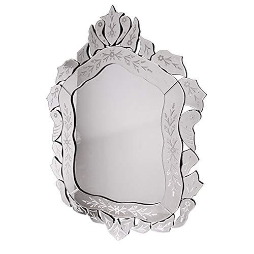 Espelho Veneziano Bisotado Decorativo Sala Quarto ALS 62