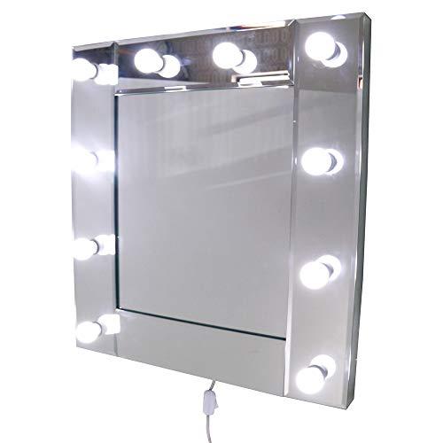 Espelho Veneziano Camarim Decorativo Sala Quarto ALS 56