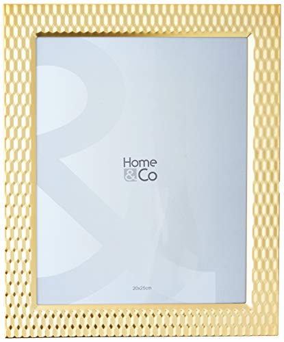 Gold Rose Porta-Retrato GS Internacional Dourado 20x25cm Metal