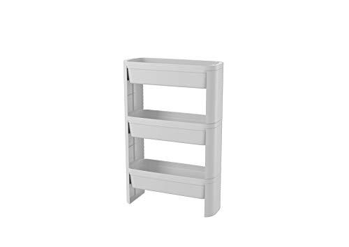 Organizador Slim 3 Andares Loft Coza Branco
