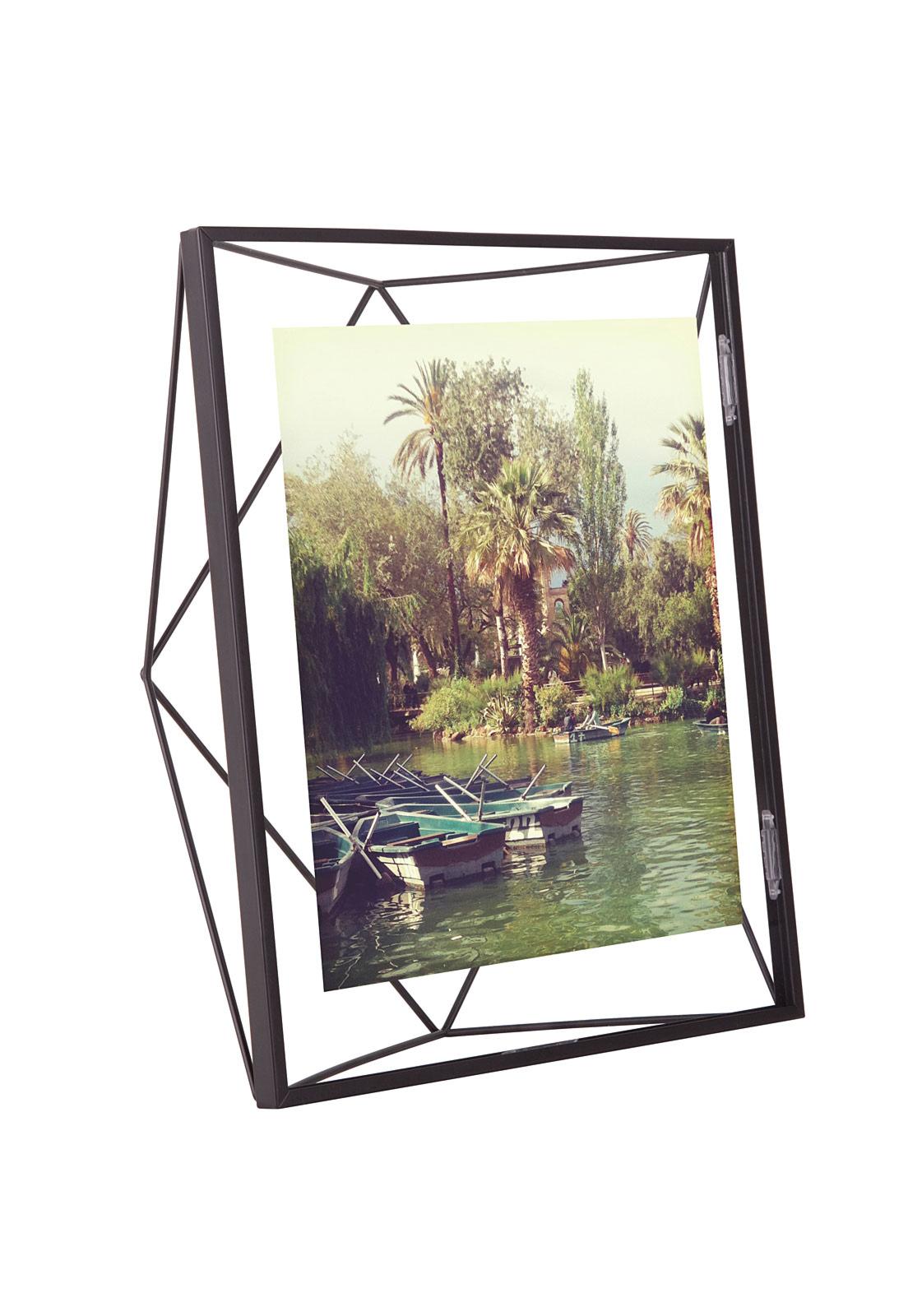 Porta-Retrato Umbra Prisma 8x10 Preto