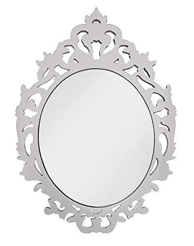 Quadro Espelho Decorativo Veneziano Sala Quarto 3801