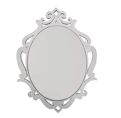 Quadro Espelho Decorativo Veneziano Sala Quarto 3867