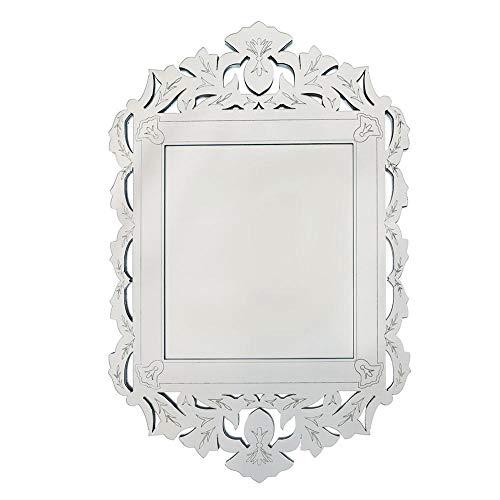 Quadro Espelho Veneziano Decorativo Sala Quarto 75x95-38.83 p
