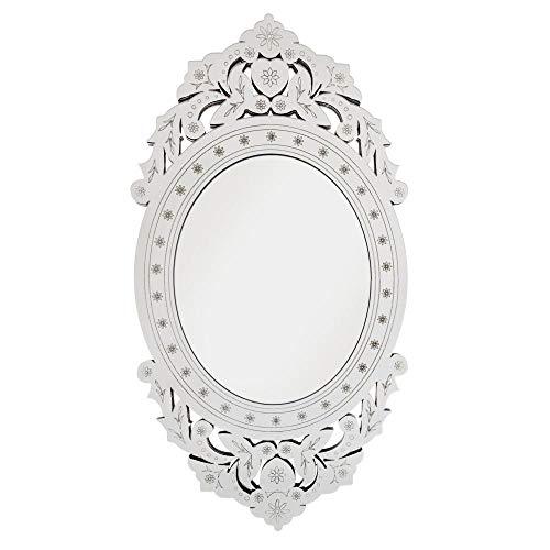 Quadro Espelho Veneziano Sala Quarto 43 X 81 3890