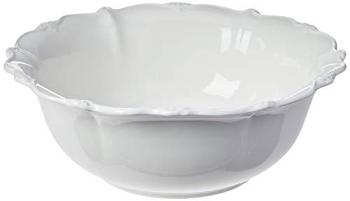 Saladeira De Porcelana Oval Fancy 25cm Wolff Fancy Única