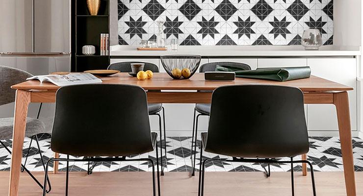Simetria na Cozinha