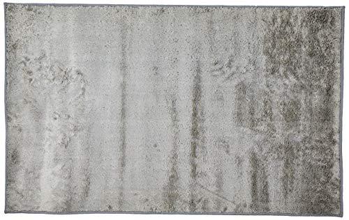 Tapete Tapetes São Carlos Foffo Platina 100x150cm