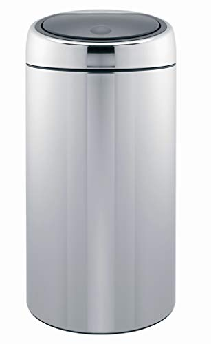 Lixeira Touch Bin 75cmx37cm 45l Brabantia Inox