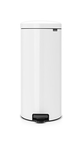 New Icon Lixeira, Brabantia, 30L, 67.5x30x34 cm, Aço Inox