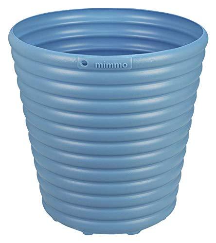 Tramontina Cachepô/vaso Para Flores Mimmo, Azul, 5,5 L