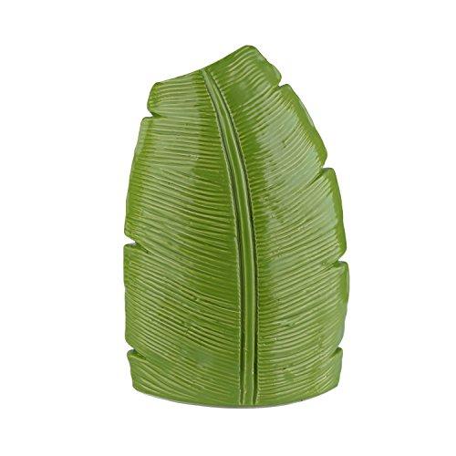 Vaso de Cerâmica Banana Tree Leaf Urban Verde