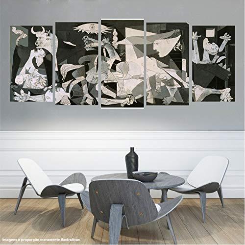 Quadro Guernica De Pablo Picasso Arte Abstrato